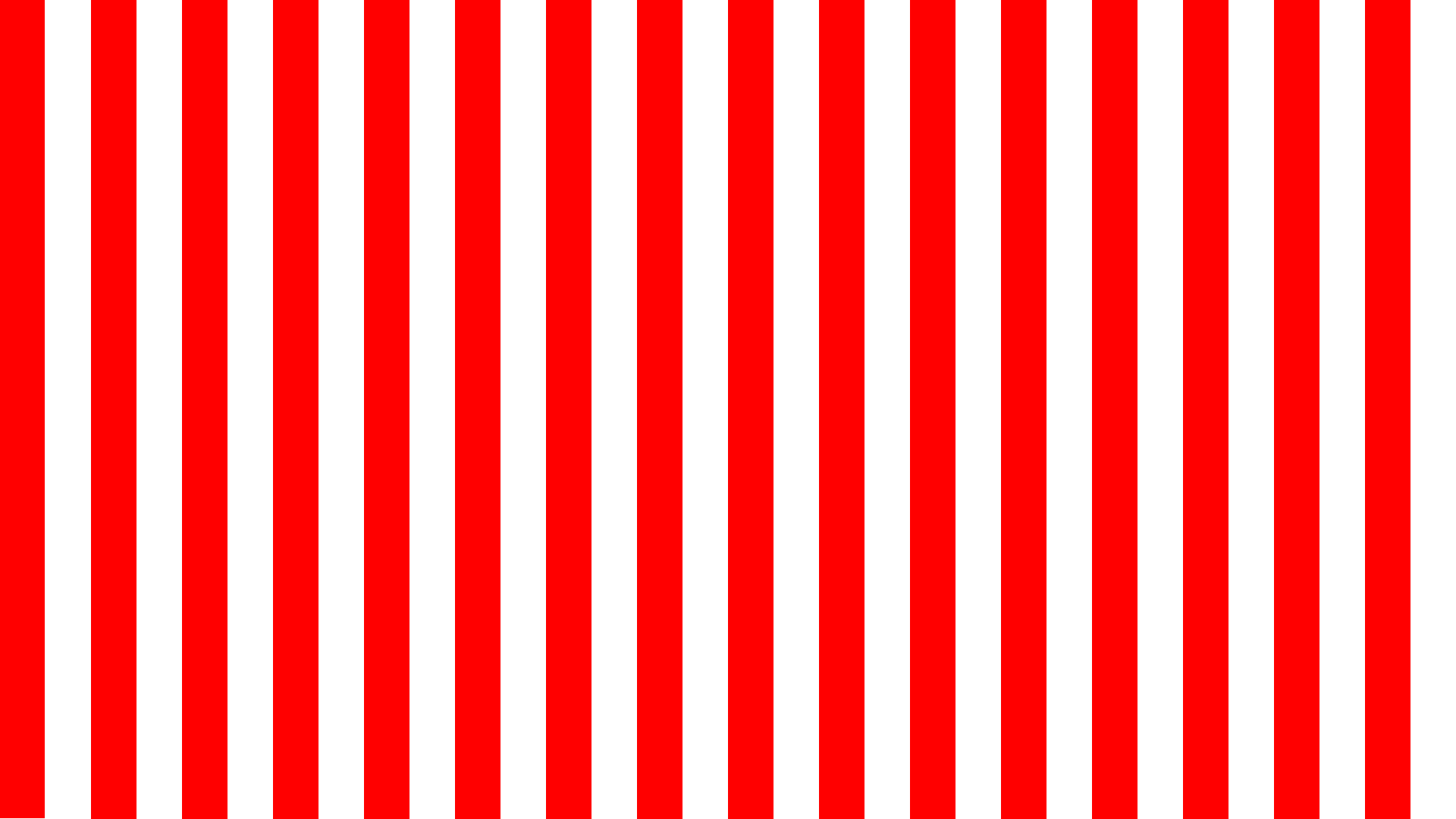 1920x1080 template with 60-pixel-wide stripes